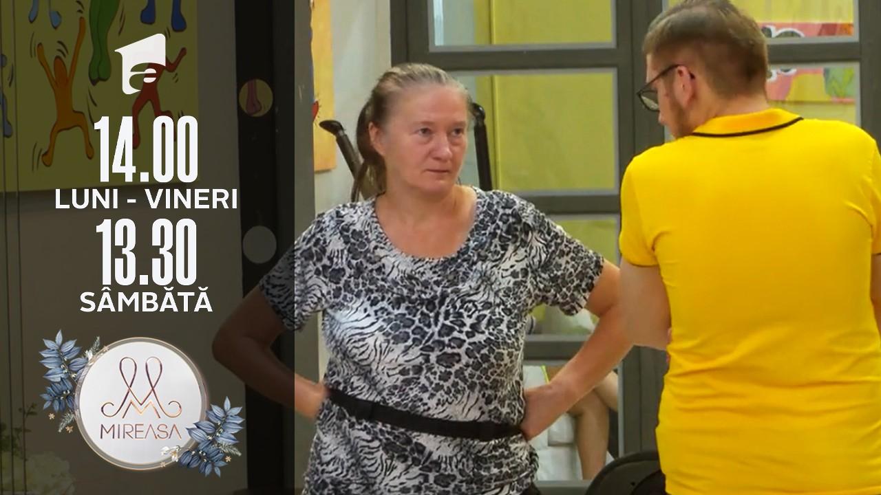 Mireasa Sezonul 4, 15 octombrie 2021. Ela și Petrică, eforturi în zadar! Doamna Ioana nu-i vrea împreună!