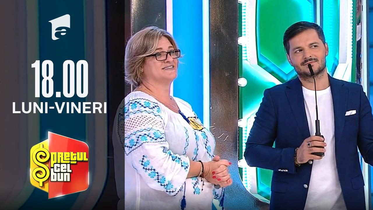 Preţul cel bun sezonul 1, 15 octombrie 2021. Concurenta care l-a făcut pe Liviu Vârciu să-și amintească de Nea Mărin