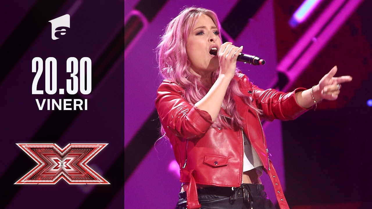 X Factor sezonul 10, 15 octombrie 2021. Alice Olivari: Cher - Strong Enough