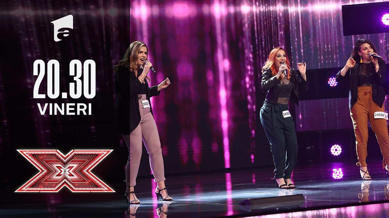 X Factor sezonul 10, 15 octombrie 2021. Threal Grup: Bruno Mars - Locked Out of Heaven