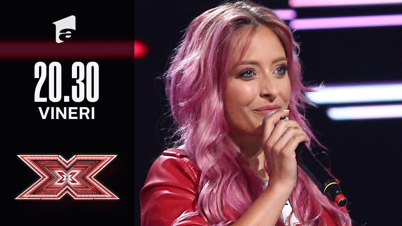 X Factor sezonul 10, 15 octombrie 2021. Jurizare Alice Olivari
