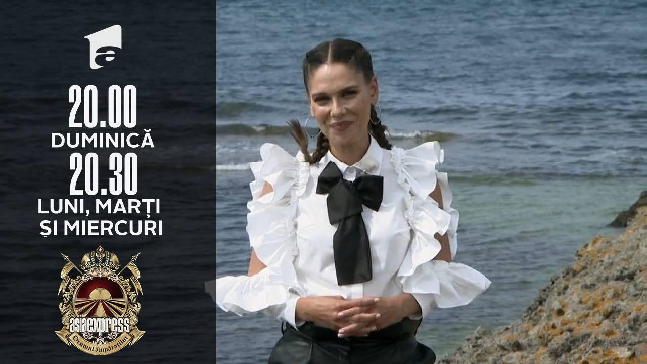 Asia Express sezonul 4, 18 octombrie 2021. Irina Fodor, replici dure la adresa lui Zarug