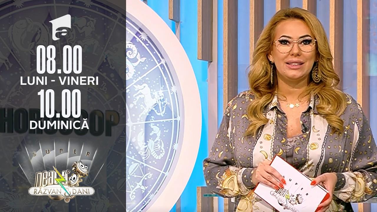 Super Neatza, 19 octombrie 2021. Horoscopul Zilei cu Bianca Nuțu. Leii au șanse să se îndrăgostească