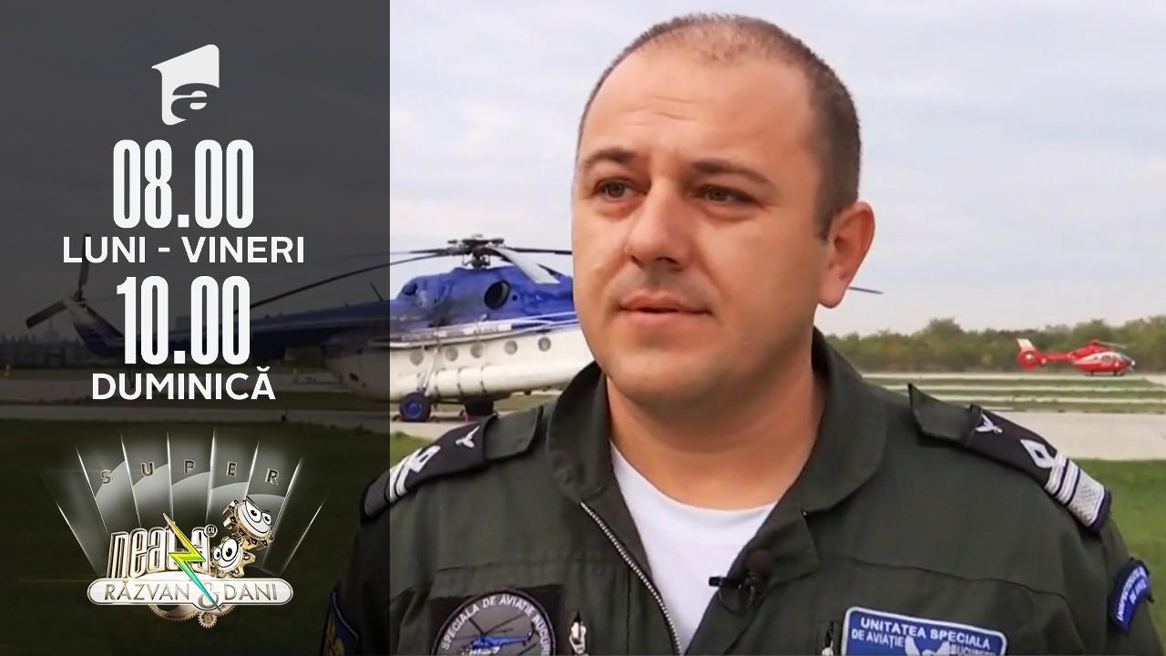 Super Neatza, 19 octombrie 2021. Misiunile aeromedicale pentru bolnavii de COVID