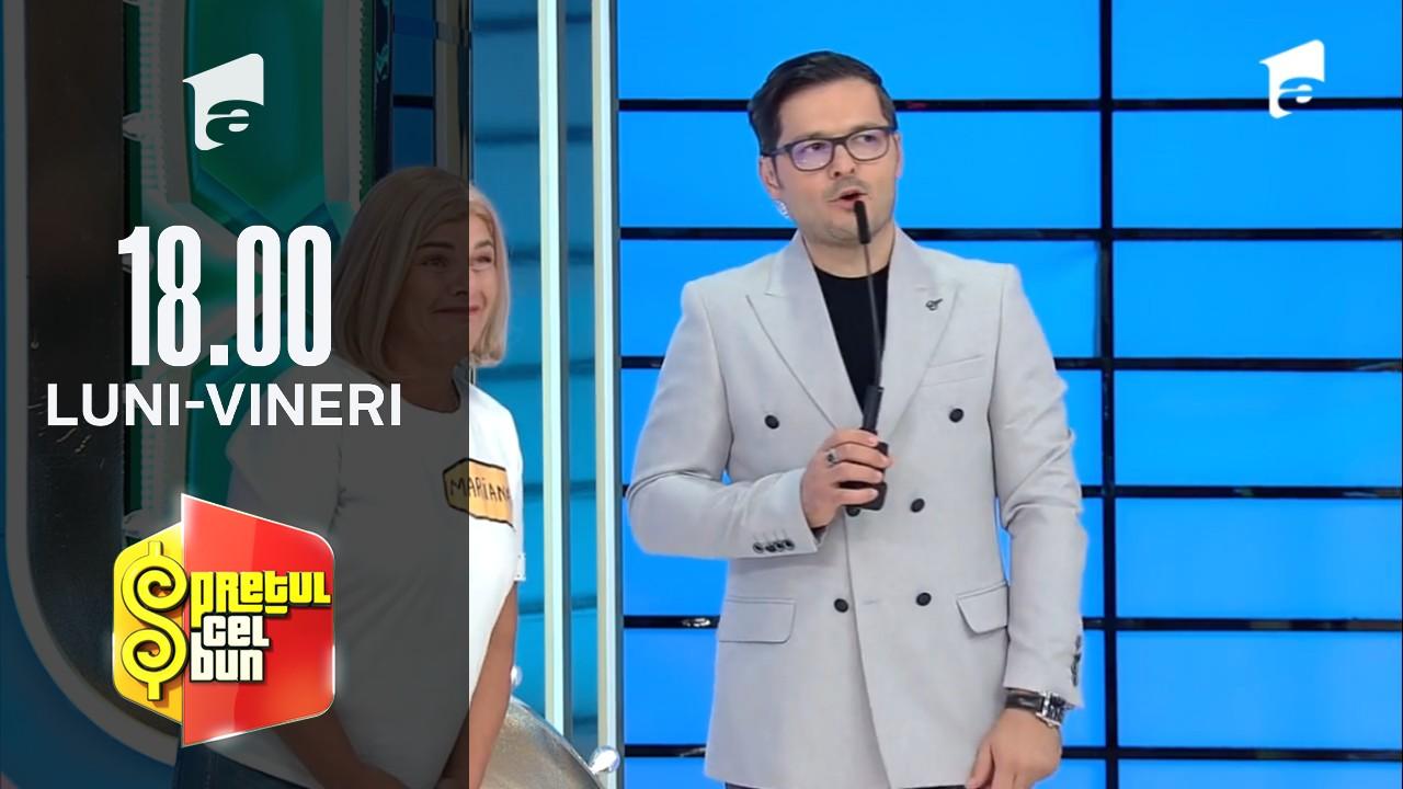 Preţul cel bun sezonul 1, 20 octombrie 2021. Liviu Vârciu îi face rost lui Andrei Ștefănescu de numărul de telefon al unei concurente: Îl cumpărați cu o prăjitură!