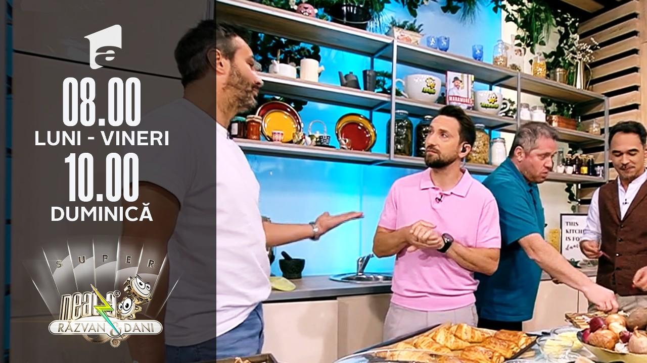 Super Neatza, 20 octombrie 2021. Rețeta lui chef Nicolai Tand - Salată de fasole