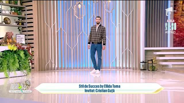 Super Neatza, 21 octombrie 2021. Cristian Guță, super prezentare de modă la Stil de Succes by Ellida Toma