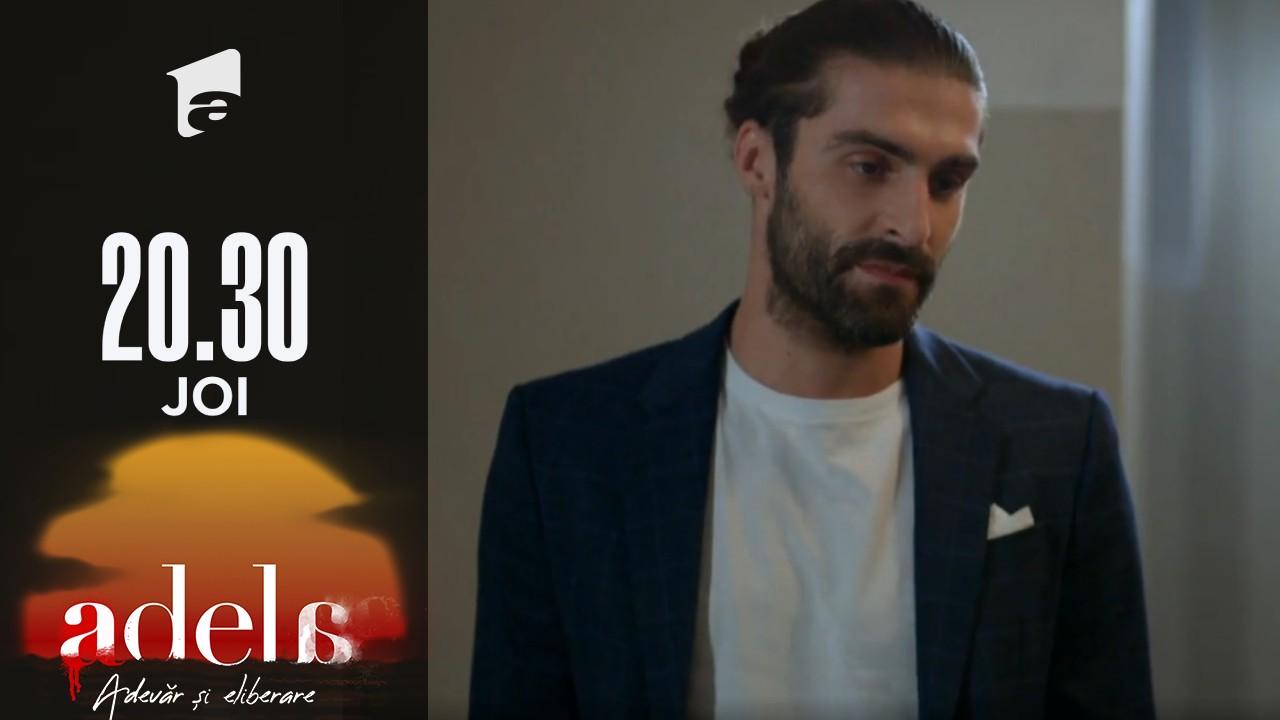 Adela sezonul 2, episodul 20, 21 octombrie 2021. Lucian îi spune adevărul lui Paul despre copilul Monei