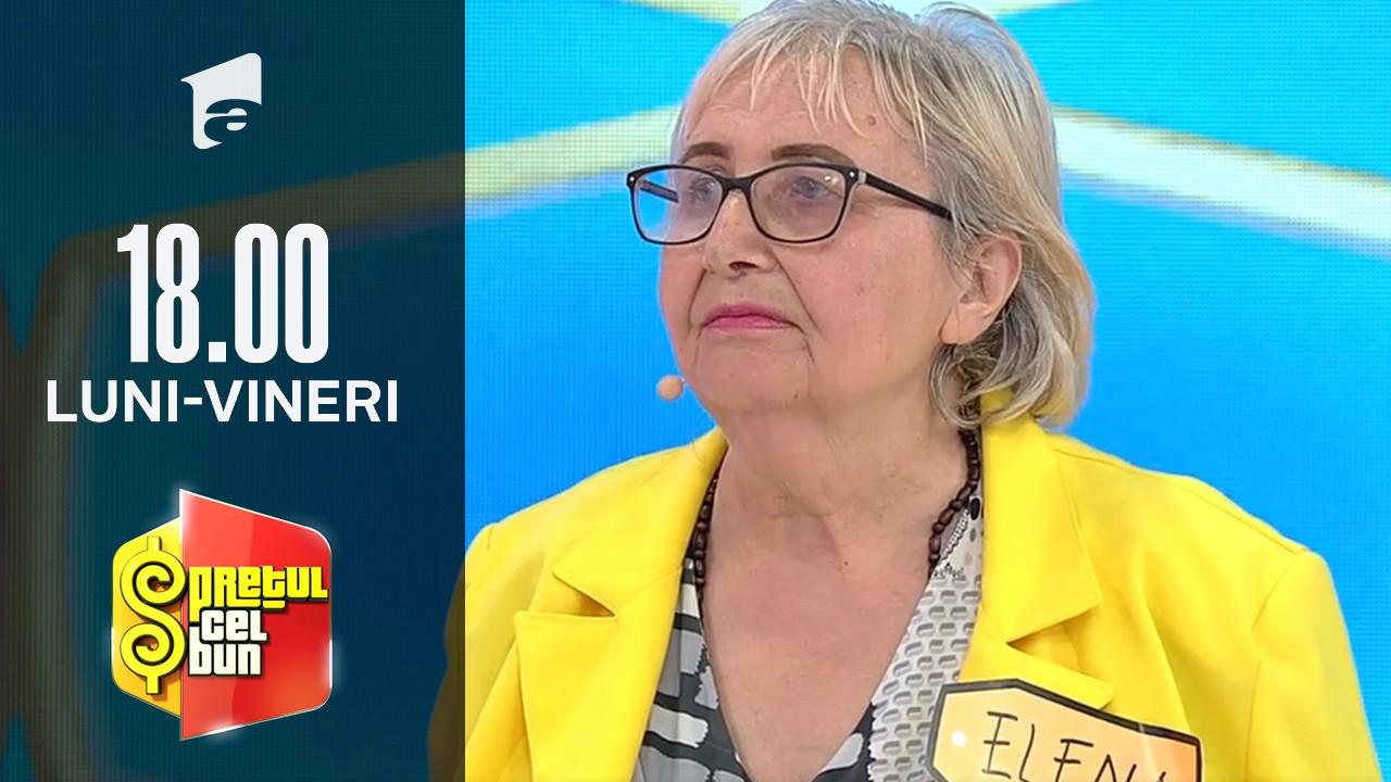 Preţul cel bun sezonul 1, 21 octombrie 2021. Dialog savuros între Liviu Vârciu și doamna Elena