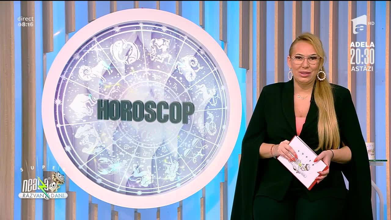 """Super Neatza, 21 octombrie 2021. Horoscop cu Bianca Nuțu: Racii trebuie să învețe să spună """"Nu"""""""