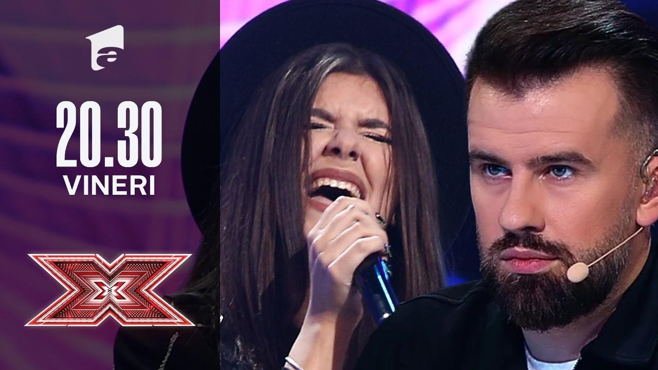 X Factor sezonul 10, 22 octombrie 2021. Ana Maria Mustia: Maneskin - Le parole lontane