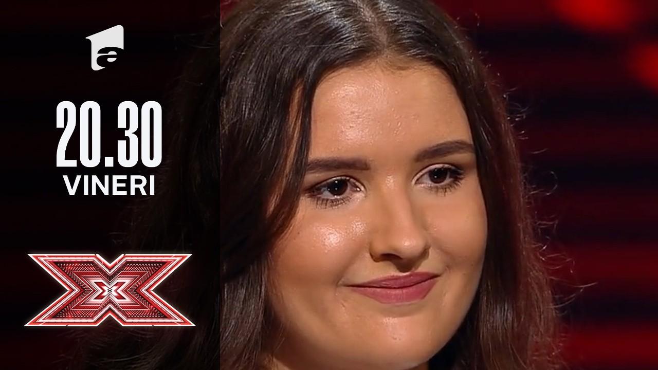 X Factor sezonul 10, 22 octombrie 2021. Jurizare Alexia Bocioc