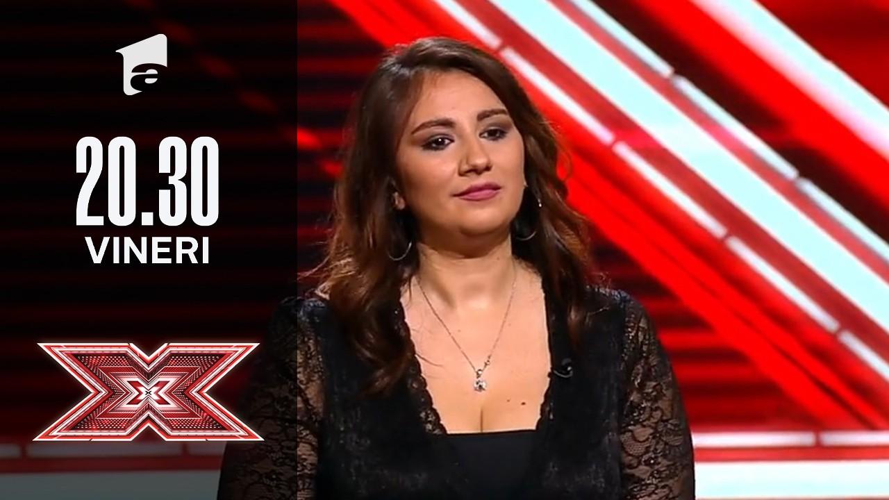 X Factor sezonul 10, 22 octombrie 2021. Jurizare Valentina Martucci: