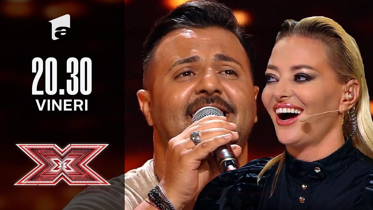 X Factor sezonul 10, 22 octombrie 2021. Ionuț Mihai: Dan Armeanca - Sao Roma Daje/ Ederlezi