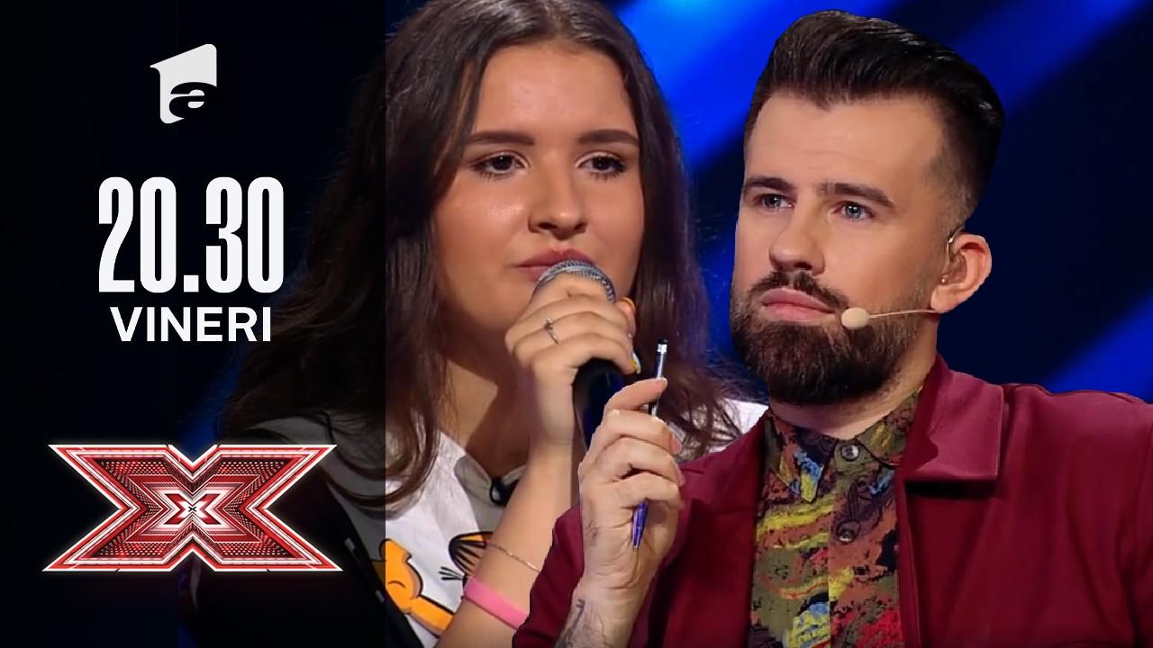 X Factor sezonul 10, 22 octombrie 2021. Alexia Bocioc: Queen - Bohemian Rhapsody