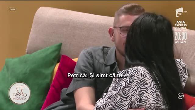 Mireasa Sezonul 4, 25 octombrie 2021. Ela și Petrică, uniți împotriva geloziei!