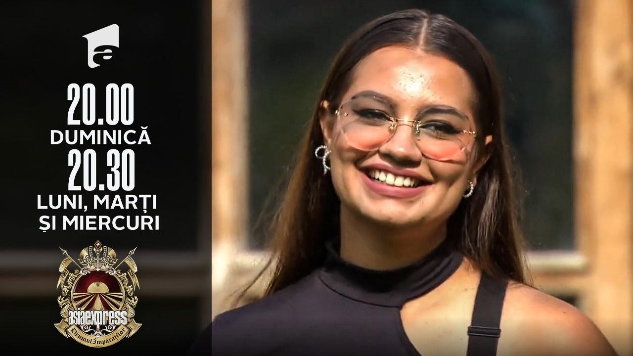 Asia Express sezonul 4, 27 octombrie 2021. Ce a dezvăluit Francesco despre relația lui cu fiica Adrianei Trandafir