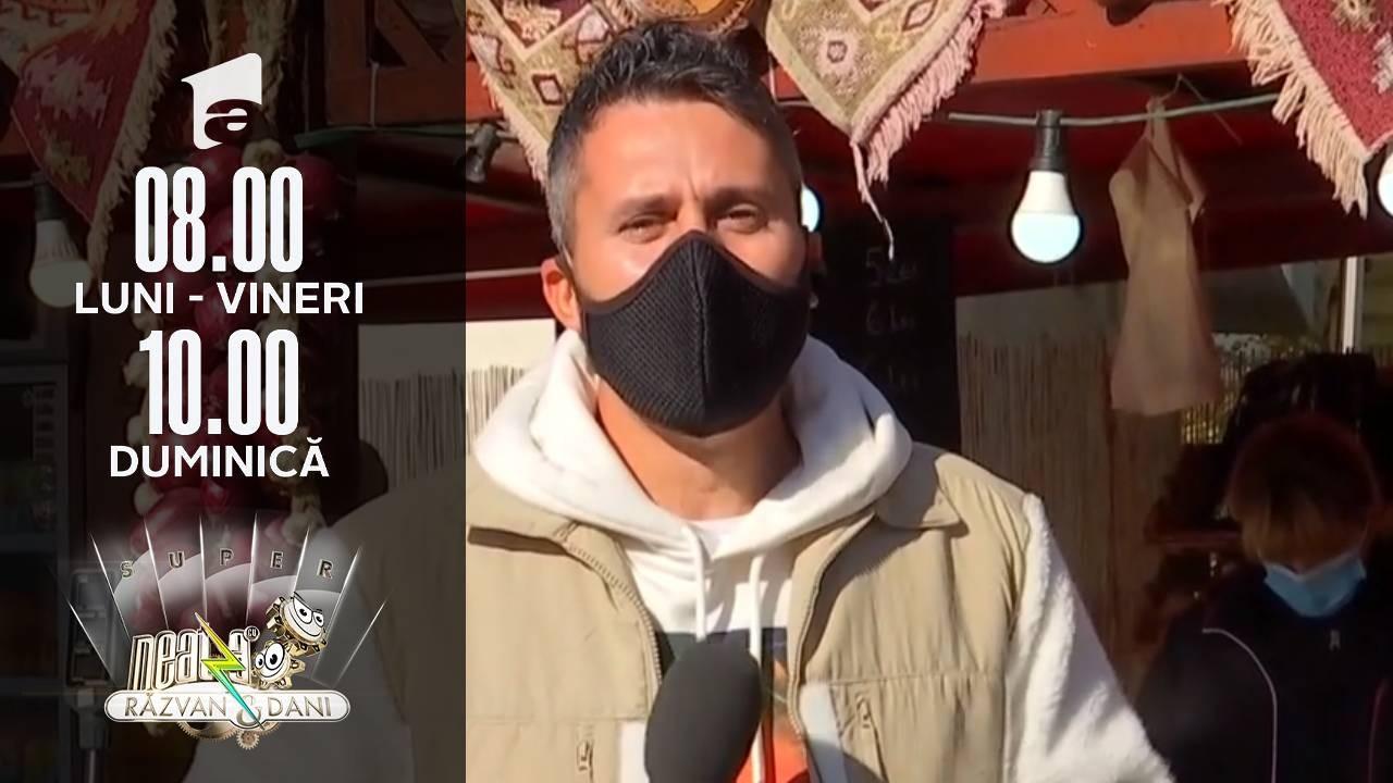 Super Neatza, 27 octombrie 2021. Bunătăți la târgul agricol din București