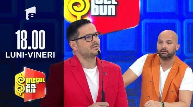 Preţul cel bun sezonul 1, 27 octombrie 2021. Concurenta care l-a determinat pe Liviu Vârciu să-i transmită un mesaj mamei lui