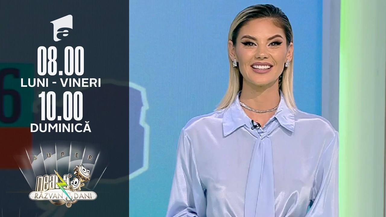 Super Neatza, 28 octombrie 2021. Prognoza Meteo cu Ramona Olaru