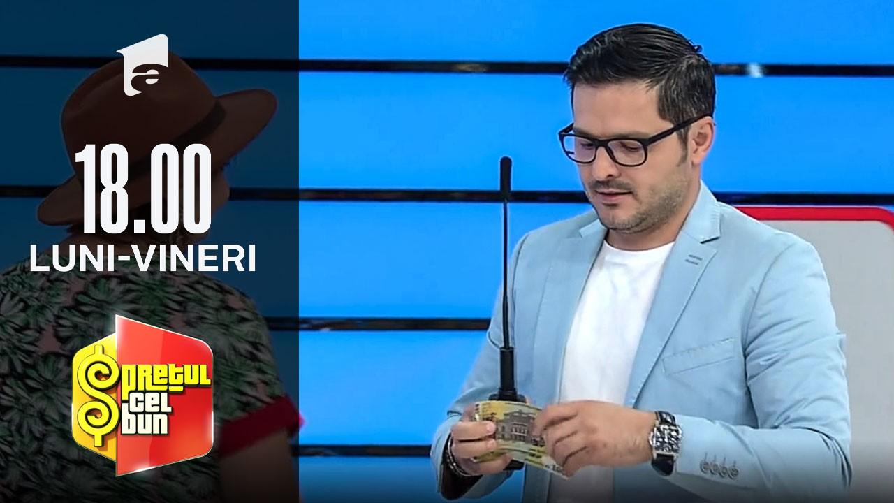 Preţul cel bun sezonul 1, 28 octombrie 2021. Ce l-a impresionat pe Liviu Vârciu la Elena: Prea frumos!