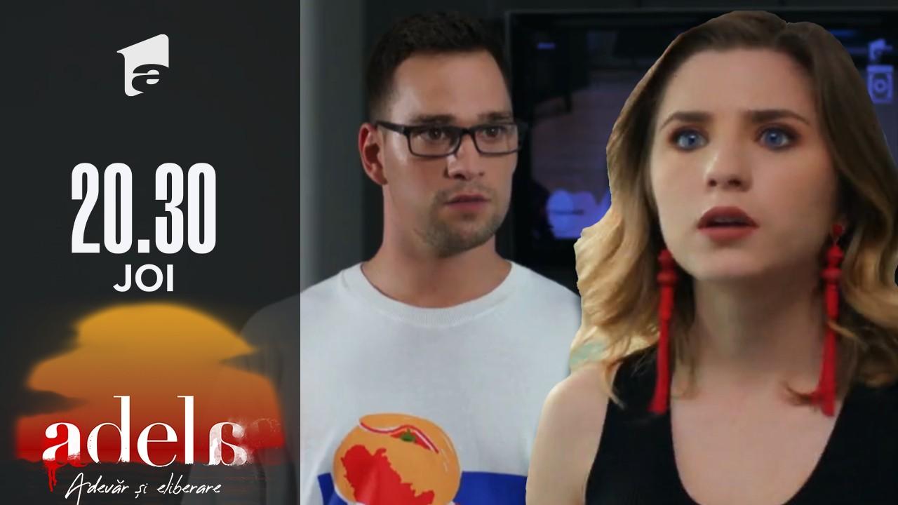 Adela sezonul 2, episodul 22, 28 octombrie 2021. Livia și Călin, o frumoasă relație de prietenie