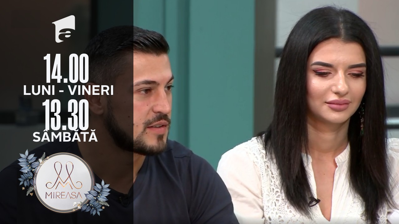 Mireasa Sezonul 4, 28 octombrie 2021. Amalia parte interesată de John!