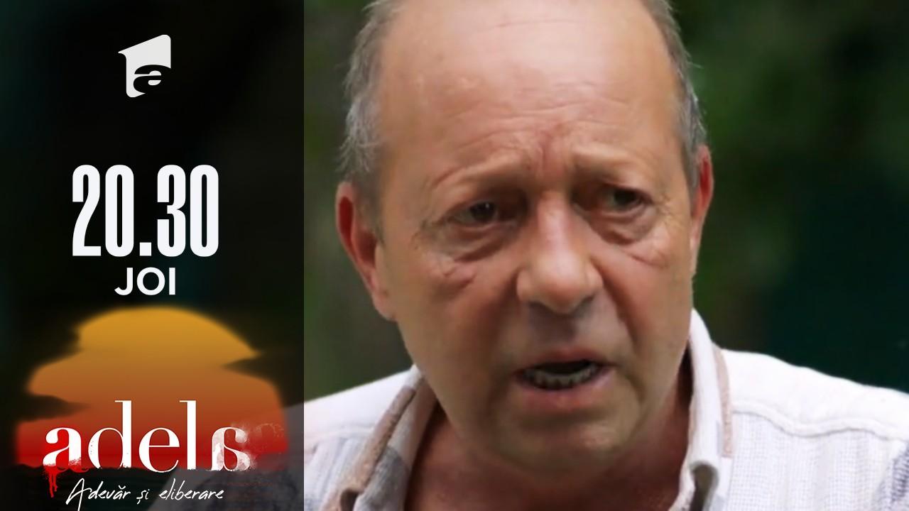 Adela sezonul 2, episodul 22, 28 octombrie 2021. Mihai îl forțează pe Mitu să spună adevărul despre Adela și Andreea