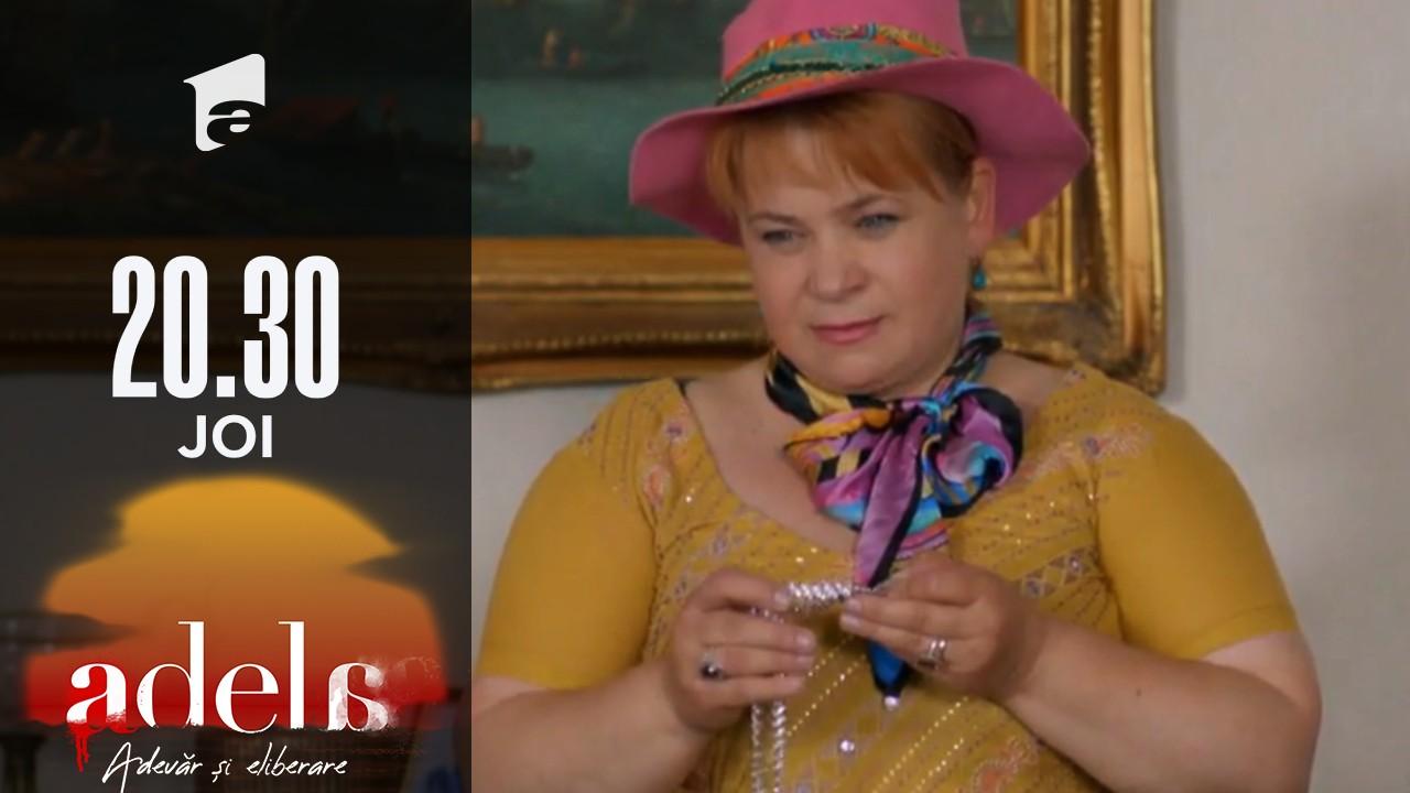 Adela sezonul 2, episodul 21, 28 octombrie 2021. Nuți fură din casa Andronic obiecte! Trebuie să-l plătească pe doctor