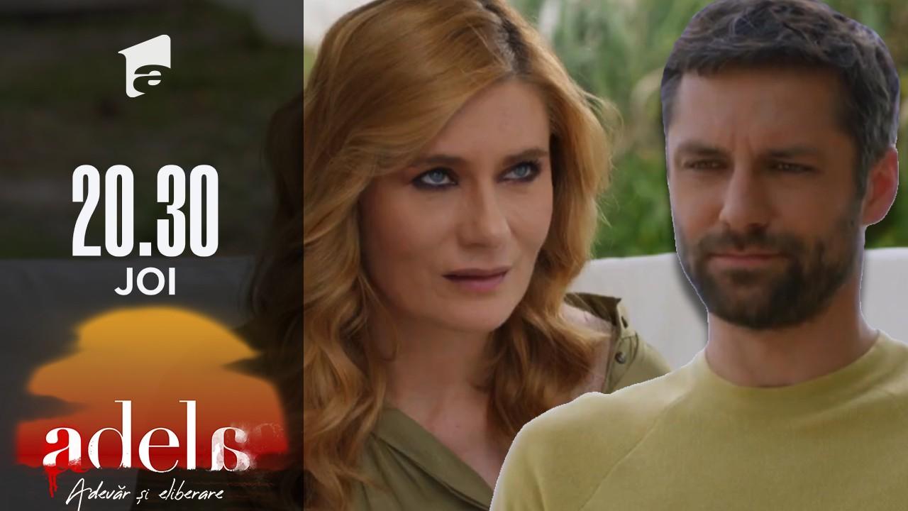 Adela sezonul 2, episodul 21, 28 octombrie 2021. Mihai află cum a reușit Delia să-i facă testul ADN Andreei