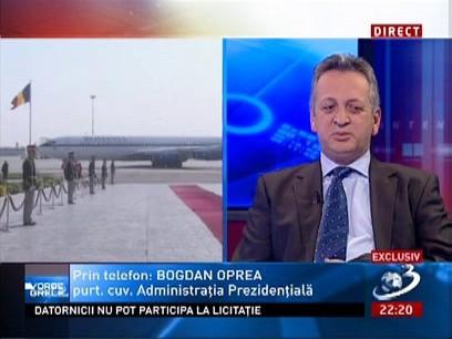 Vorbe Grele: Bogdan Oprea, precizări despre aeronava Tarom
