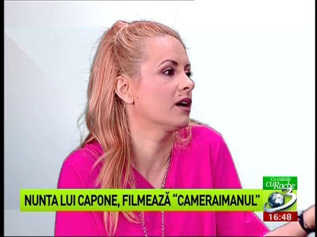 Nunta lui Capone, filmează Cameraimanul