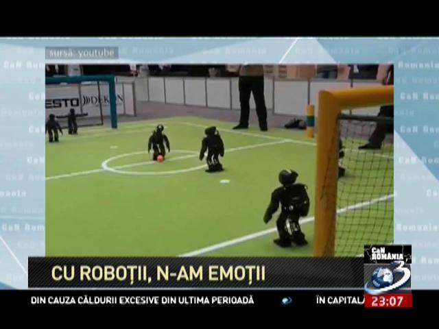 Modele CaN România: Cocălăreala a înghițit fotbalul