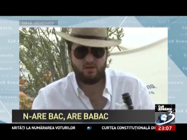 CaN România. N-are Bac, are babac