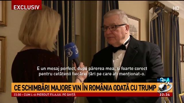 Q&A. Ce schimbări majore vin în România odată cu Donald Trump