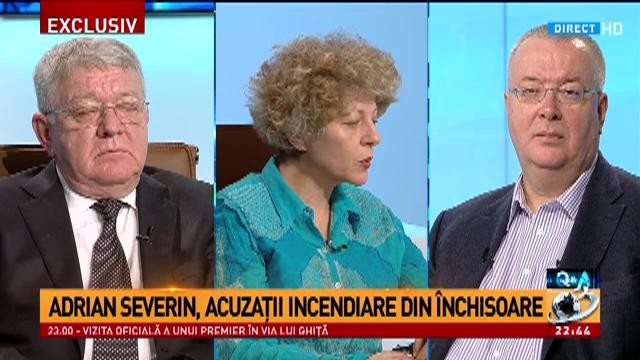 Adrian Severin, acuzații incendiare din închisoare