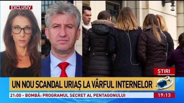 """Un nou scandal uriaș la vârful Internelor. Rîciu: """"Eu nu știu nimic"""""""