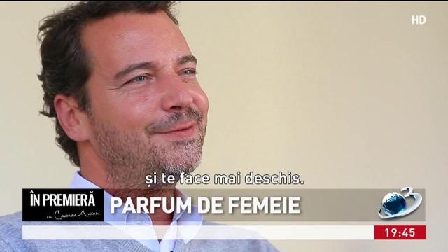 în Premieră Parfum De Femeie
