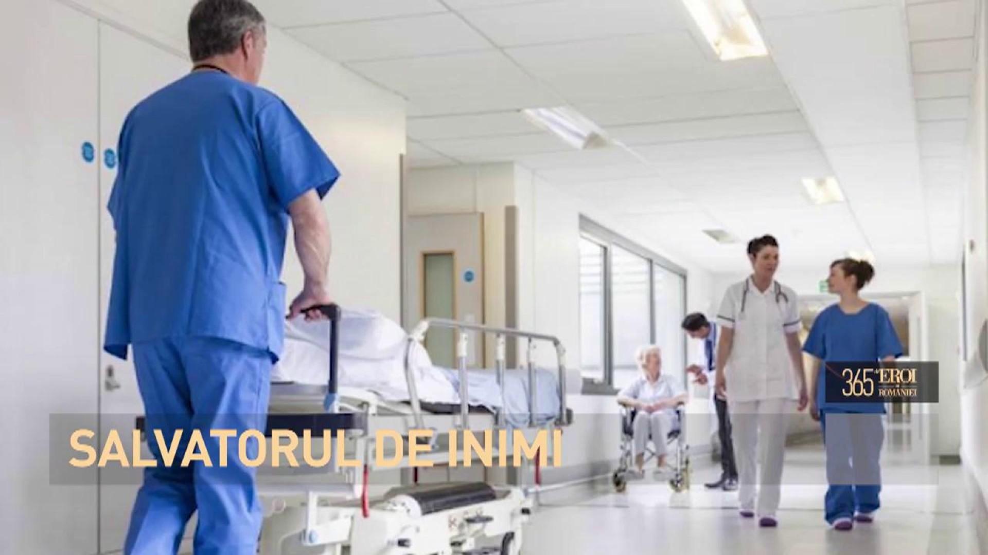 """365 de eroi ai României. Doctorul Horațiu Moldovan, salvatorul de inimi: """"O intervenție pe cord deschis reprezintă întâlnirea a două destine"""""""