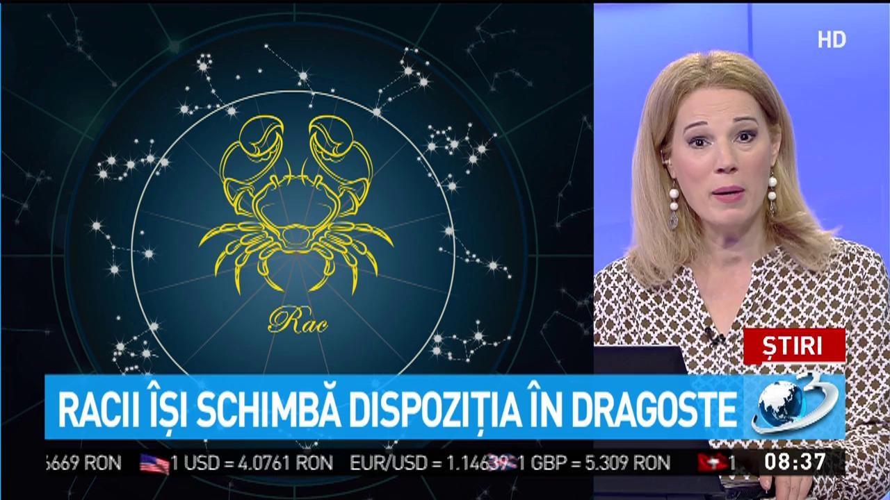 HOROSCOP săptămâna 22-28 octombrie, cu Camelia Pătrășcanu.