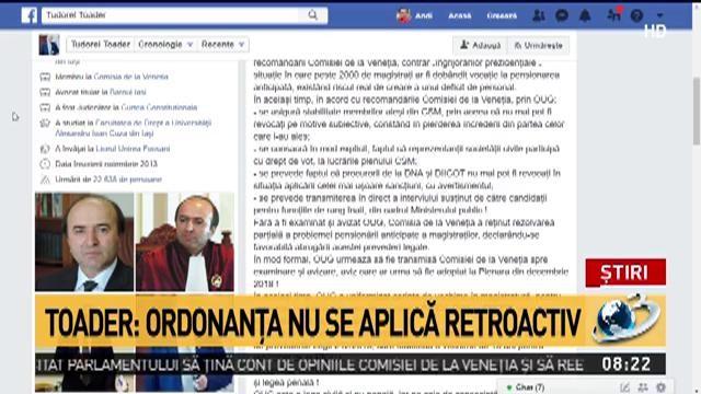 MInistrul Justiției, anunț de ultim moment pe OUG