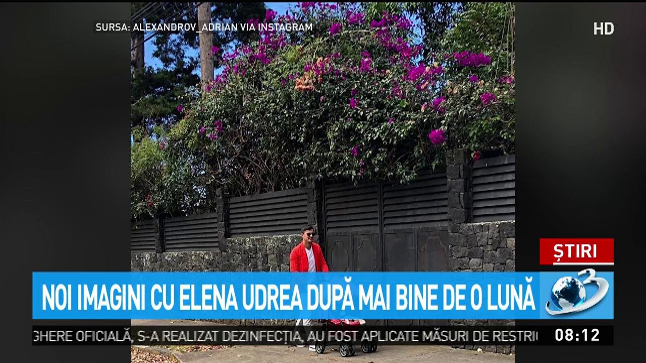 Iubitul Elenei Udrea, o nouă imagine alături de fetița lor pe Facebook - FOTO