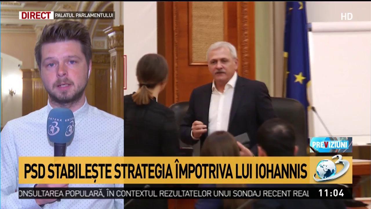 Şedinţă extrem de importantă la PSD. Dragnea pregătește strategia partidului pentru europarlamentare