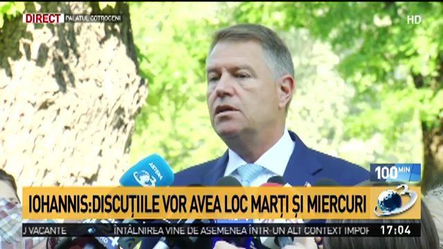 Klaus Iohannis: Titus Corlățean nu va fi ministru la nimic