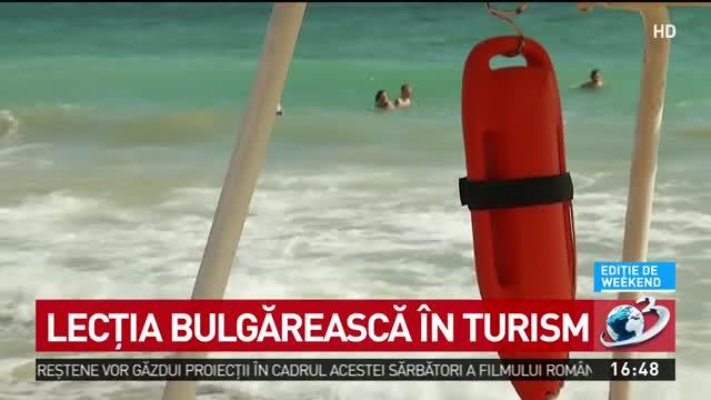 Lecția bulgărească în turism