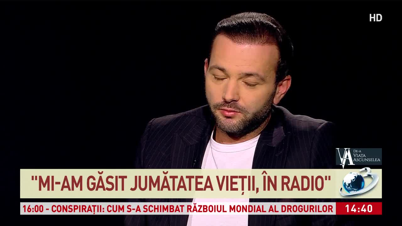 """Mihai Morar, la """"De-a viața ascunselea"""""""