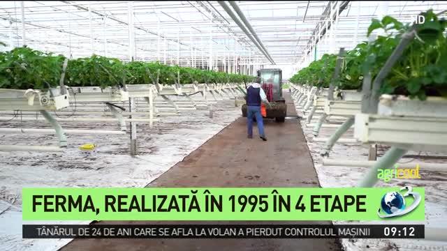 Agricool a vizitat o fermă belgiană