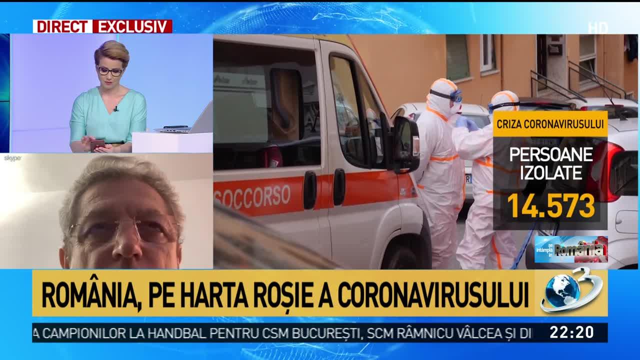 Prof. Streinu-Cercel: Medicii de familie, placa turnantă a pandemiei de COVID-19