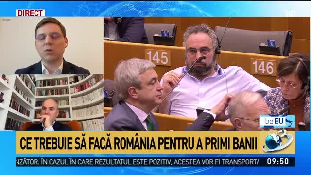 Be EU. România primește 19,6 miliarde de euro