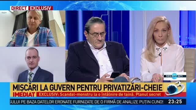 Eugen Teodorovici, pașii pentru trei privatizări explozive